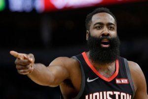 NBA高层透漏:火箭不想交易哈登,但若无可避免也希望送他去东部球队