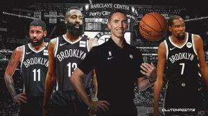 【NBA】篮网三巨头到位,稳拿总冠军?纳什能打好这手牌吗
