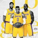 【NBA】合乐在线资讯:湖人4换4大交易,詹姆斯+戴维斯+威少三巨头力抗篮网!
